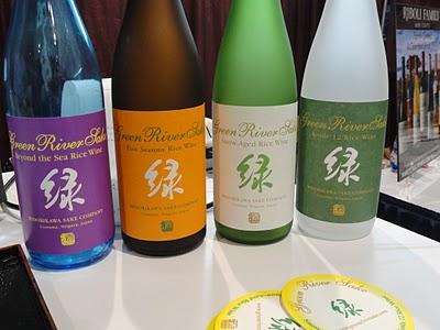 Green River Sake